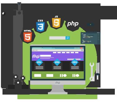 Web Development Services from Eira Studios